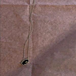Kendra Scott necklace black